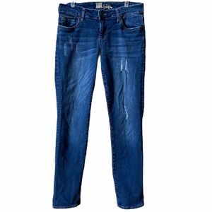 Kut From the Kloth Straight Boyfriend Jeans